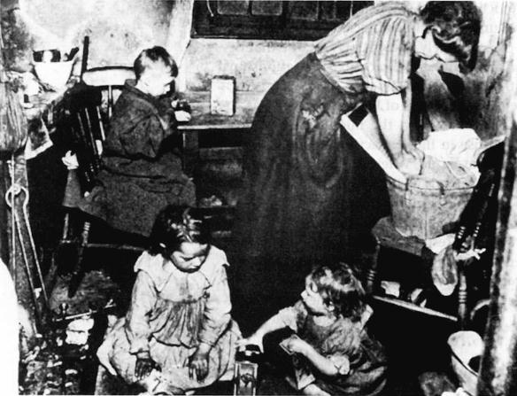 bad were living conditions poor newly industrilised towns Living conditions in new york city over the course of a century, hundreds of thousands of immigrants settled in new york city and other growing cities such as philadelphia and chicago.